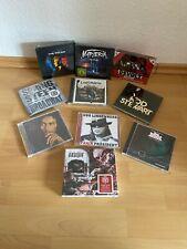10x Musik Alben verschiedene Musik Genre HipHop Live Rock Soundtrack NEU+OVP!