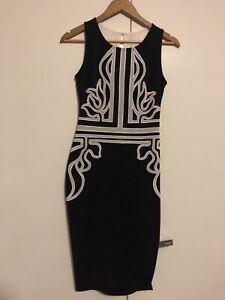 Lipsy Cocktail Dress Size 8 New