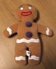 Shrek Gingerbread Man Soft Toy From Universal Studios