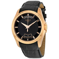 Tissot Couturier Rose Gold Tone Mens Watch T0354073605100