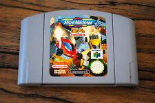 Jeu MICRO MACHINES 64 TURBO pour Nintendo 64