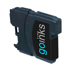 1 Black Ink Cartridge compatible with Brother DCP-145C DCP-375CW DCP-395CN