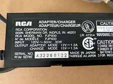 RARE Vintage RCA Adapter / Charger PJP600 for RCA Camcorders