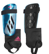 "Adidas X Reflex Shin Guards Adult Size Large Height 175-185cm (5'10"" - 6'1"")"