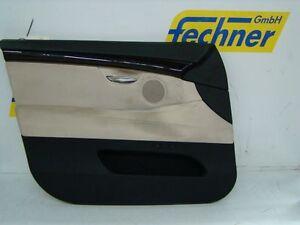 Türverkleidung vorne links BMW 5er GT F07 2011 Verkleidung Tür Leder