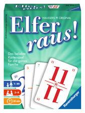 Ravensburger 20754 Elfer raus Kartenspiel Neu & OVP