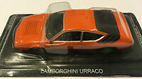 "DIE CAST "" LAMBORGHINI URRACO "" DREAMS CAR SCALA 1/43"
