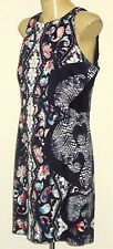 WhitneyPort4COOPER ST Sleeveless96%CottonMixFloralTribal Sz14