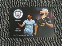 Manchester City v Crystal Palace Matchday Programme 18/1/20!!!