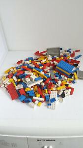 Original Vintage Lego Brick Building Pieces Lego Bricks Job Lot 3
