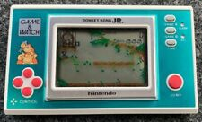 Vintage Nintendo Game & Watch Donkey Kong JR.  DJ-101 1982 Rare