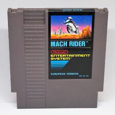 Nintendo® NES Spiel Mach Rider (Pal B) Modul