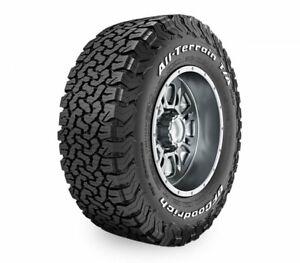 BF GOODRICH All Terrain T/A KO2 285/70R17 121/118R 285 70 17 SUV 4WD Tyre