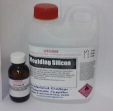 1kg kit Silicon Moudling Compound - incl. Catalyst (FREIGHT PER DESCRIPTION)