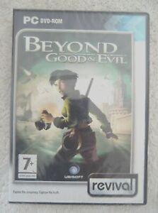 23203 - Beyond Good And Evil [NEW / SEALED] - PC (2003) Windows XP REV107/D
