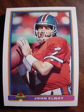 1991 Bowman Denver BRONCOS Team Set (21c)