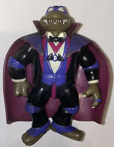 Vintage TMNT Ninja Turtles Universal Monsters Don Dracula Vampire Figure 1993