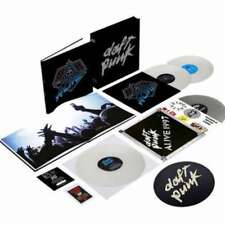 Daft Punk-Box ALIVE 2007/Alive 1997 NEW LP