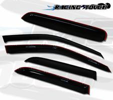 Rain Guards Sun Visor Deflector & Sunroof Combo 5pcs 06-11 Suzuki Grand Vitara