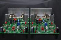 One pair Assembeld NCC200 Power amplifier board base on UK NAIM NAP250 /135 amp