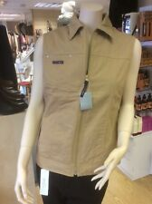 Traffic Sport tan gilet size 10 new and in excellent condition made in Ireland