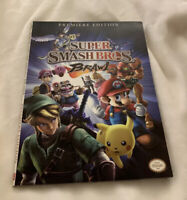 Super Smash Bros Brawl Guide Book Official Game Guide By Prima POSTER Included