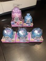 Pikmi Pops Surprise Cheeki Puffs Scented Shimmer Puff Toy & Powder Lot of 5 NEW!