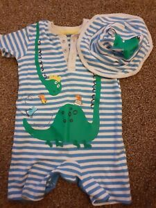 Baby Boy Summer Outfit 9-12months