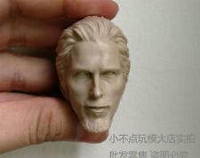 1/6 scale The Flowers Of War Father Christian Bale Custom head sculpt unpainted