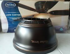 """PARTS ONLY Harbor Breeze 41706 Lake Canton 52"""" Ceiling Fan MOTOR HOUSING"""