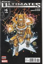 Marvel Comics The Ultimates #6, Near Mint, Never Read!