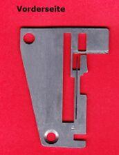 Overlock Stichplatte geeignet für BabyLock, Riccar, Victoria    # 2843