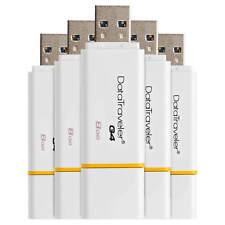 Kingston 8GB DataTraveler USB 3.0 Flash Drive Memory Stick Pen thumb 5 Pack New