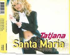 TATJANA - Santa maria CDM 4TR Eurodance 1995 (DURECO) Holland Stock Aitken