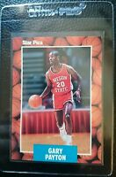 1990 STAR PICS #21 GARY PAYTON ROOKIE CARD RC OREGON STATE SEATTLE HOF MINT