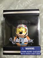 """DISNEY VINYLMATION 3"""" STAR WARS CHARACTERS MICKEY MOUSE X-WING PILOT"""