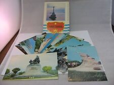 Vintage 1971 Foreign Ukraine Russian Postcard Set: севастополь Sevastopol