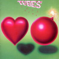 "12"" LP The Tubes Love Bomb (Piece By Piece, Stella, Say Hey) 80`s EMI"