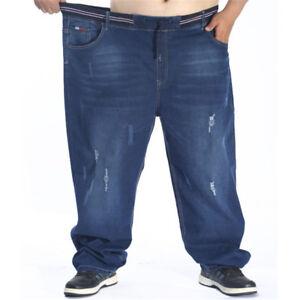 Herren Aztec Jeans Heavy Duty Arbeitshose Innen Bein 78.7cm Groß Taille 30 Sich