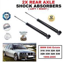 arrière Amortisseurs Kit pour BMW E46 BREAK 316 318 320 325 328 330 330 D