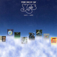 Best of Yes Yes CD Sealed ! New ! 2012 Greatest hits