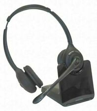 Plantronics Cs520 Wirless Headband Headset - Black