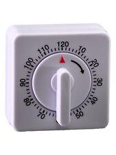 Atlanta Medidor kochuhr Blanco Reloj 283 Reloj 120 minutos cronómetro NUEVO