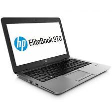 """PC NOTEBOOK PORTATILE 12.5"""" RICONDIZIONATO GRADO B HP CORE i5-4200U 8GB SSD 128"""