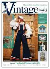 Vintagexplorer - Issue No22 - Salvage Nautical Fashion Tiny Spaces Solent Forts