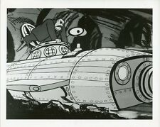 BAY GUY ENTERS SUBMARINE THE LONE RANGER ANIMATED CARTOON ORIG 1966 NBC TV PHOTO