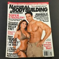 Natural Bodybuilding & Fitness November 2006 - Ashley King & Phillip Rodriguez