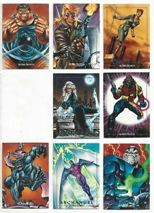 1992 Marvel Masterpiece (1992, Skybox)