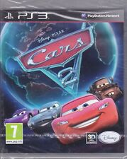 Ps3 PlayStation 3 «CARS 2» nuovo sigillato italiano pal