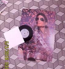 "Michael Jackson Scream UK 1995 Limited Edition 7"" vinyl  single in poster sleeve"